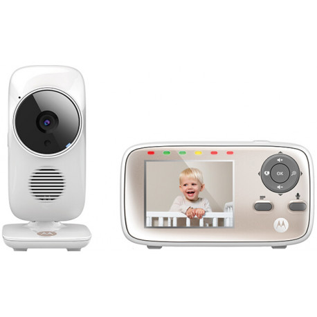 Baby Monitor MBP667 CONNECT
