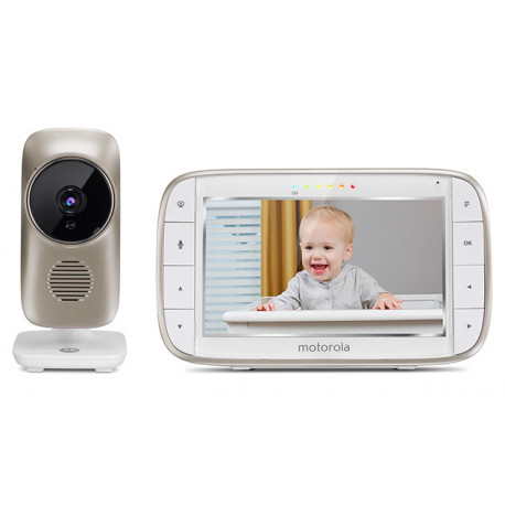 Baby Monitor MBP845 CONNECT