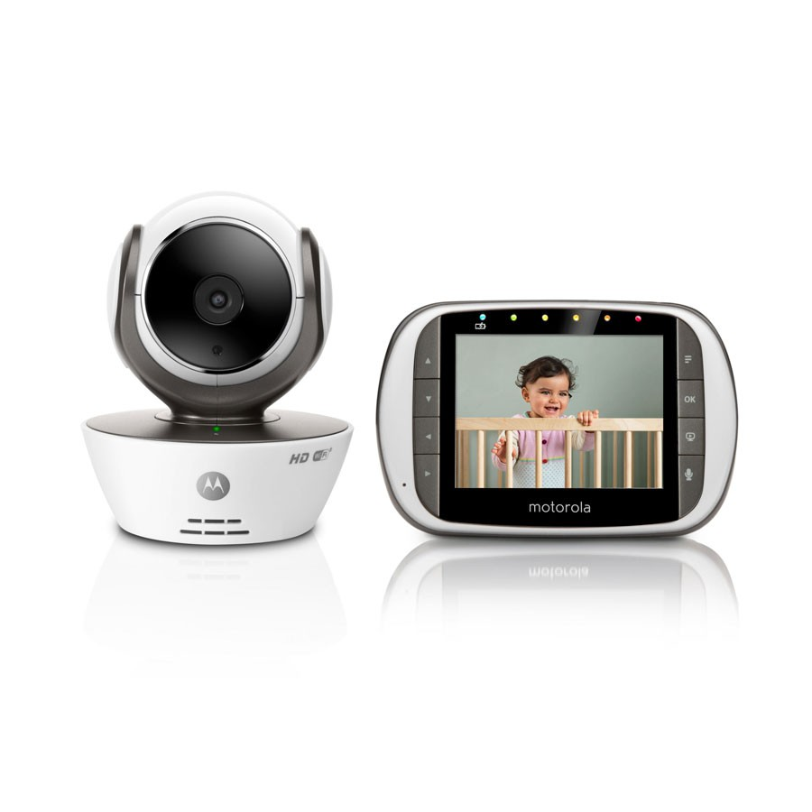 Baby Monitor MBP853 connect-img-315
